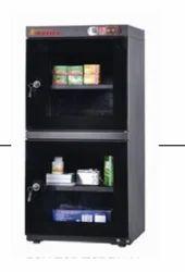 LED Dry Cabinet 128L