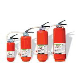 4 Kg DCP Stored Pressure Type Fire Extinguisher