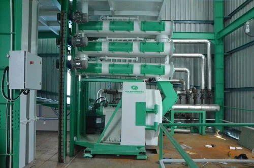 Ring Die Pellet Mill