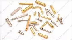 Brass Plug And Socket Pin