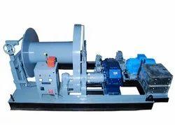25 Ton Power Winch Machine