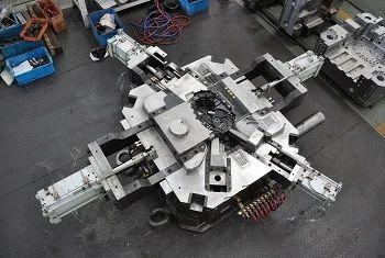 Omega Technocraft - Manufacturer of Injection Mould & PDC