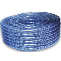 Akshay Flex Blue PVC Braided Garden Hose