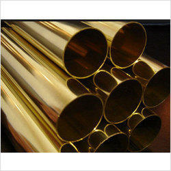 Riveting Brass Hollow Rods