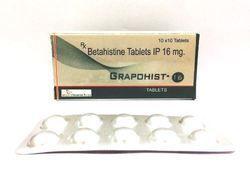 Betahistine Dihydrochloride 16 Mg Tablet
