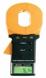 HTC Digitl Clamp on Ground Resistance Tester, For Industrial, Model Name/Number: CE-8200