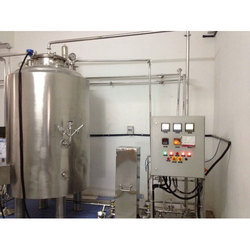 Stainless Steel Purified Water Distribution Tank