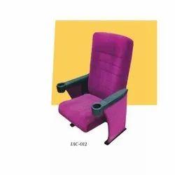 IAC-012 Purple Push Back Theater Chair