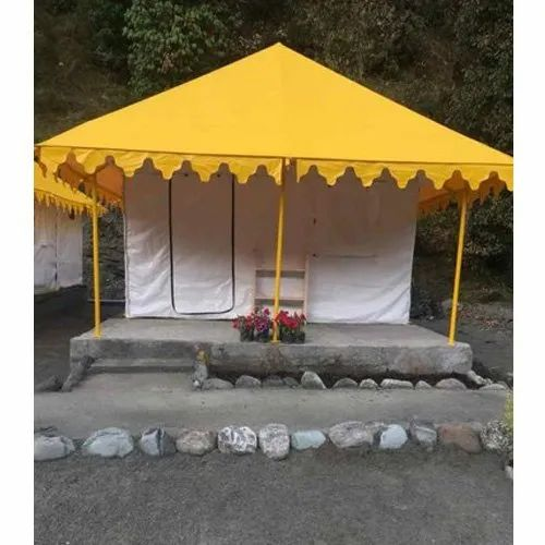 12x24 Feet Swiss Cottage Tent