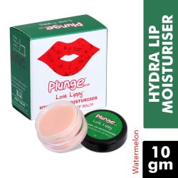 O3  Plunge Love Lippy Hydra Lip Moisturizer Lip Balm (10gm, Watermelon)
