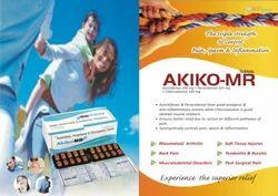 Aceclofenac 100 mg Paracetamol 325 mg Chlorozoxazone 250 mg Tablets