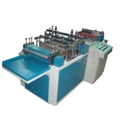 Zip Lock Side Sealing Machine