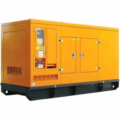Diesel Engine Power Generator