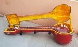 String Fibre Male Tanpura Case, Weight: 8kg