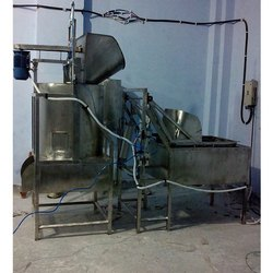 Fryums Frying Machine