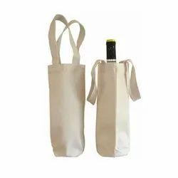 Cotton Bottle Bag