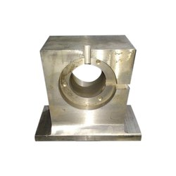 Hydraulic Mild Steel Tail Stock, Packaging Type: Box