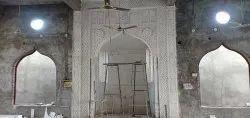 Designer Marble Masjid Qibla