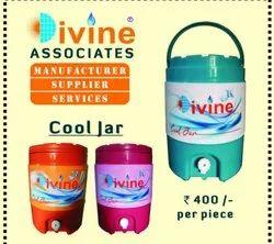 Plastic Divine Make Cool Jar