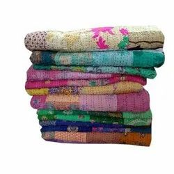 Double Bed Kantha Quilts
