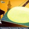 Potassium Ferricyanide Test Kit