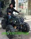 250 CC Bull ATV Military Green
