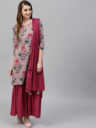 Sharara Kurta & Dupatta Set