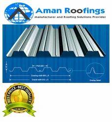 Composite Deck Profile Sheets