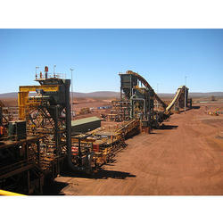 Iron Ore Processing Plant