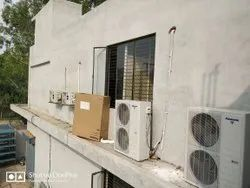Window and Split Commercial AC Installation and Commissioning , Maintenance
