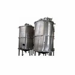 Caustic Tanks and CIP Tanks