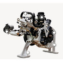 Greaves Single Cylinder CNG Engine