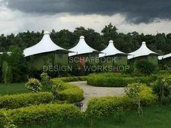 PVC Tent (Club Mahindra)