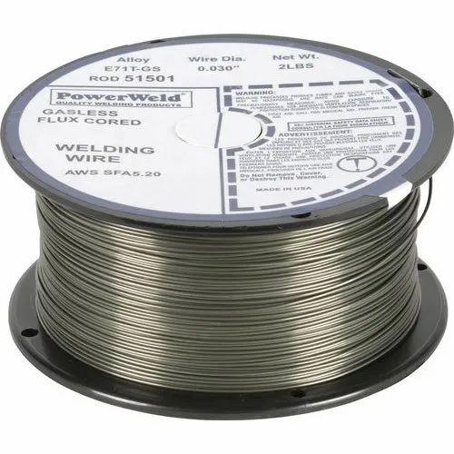 Flux Core Welding Wire >> Flux Core Welding Wire