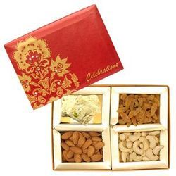 Dry Fruits Gift Box