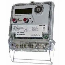 Three Phase Digital Secure Solar Energy Meter