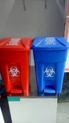 22 L Bio Medical Waste Bins