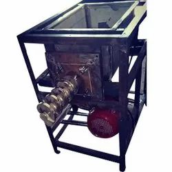 Mild Steel Chapati Making Machine, Automation Grade: Automatic, Capacity: 10 Kg/Hour