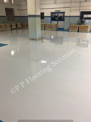 EPU ( Hybrid) Floor Coating