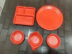 Ceramic Round Chat Plate