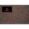 Red Jhansi Granite, Usage: Indoor, Outdoor