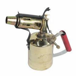 Brass Kerosene Blow Lamp