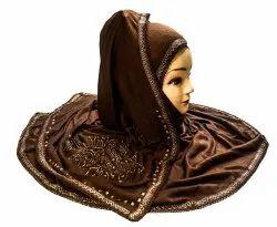Hosiery 2 Way Women Islamic Scarf Hijab