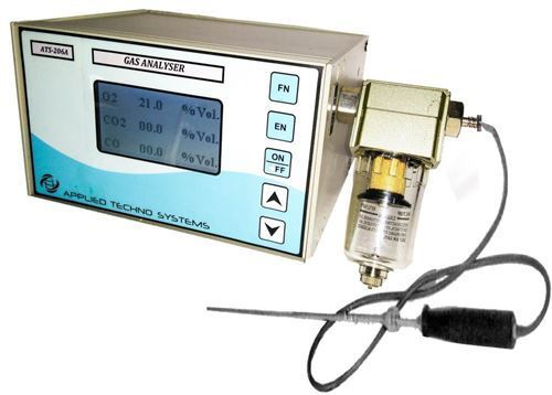 Flue Gas Analysers Exhaust Gas Analyzer Manufacturer