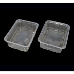 Rectangle Sealable Container