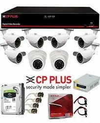Cp Plus Analog Camera CCTV CAMERA, 15 to 20 m