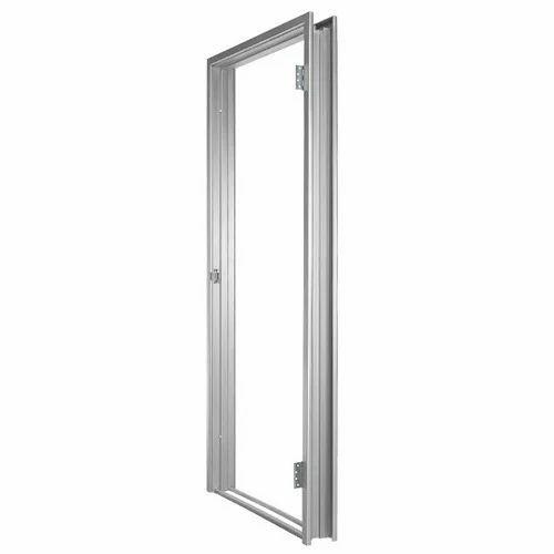 Aluminium Door Frame at Rs 200 /square feet | Aluminium Door Frames ...