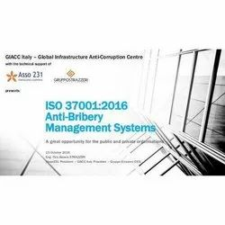 ISO 37001:2016 Certification