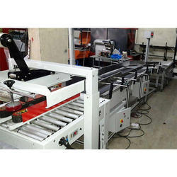 End of Line Automation Packaging Machine