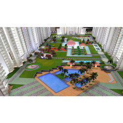 3D Society Building Model Making Service